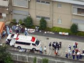 Lumea a luat-o razna! 19 morti în Japonia, în urma unui atac cu o armă albă