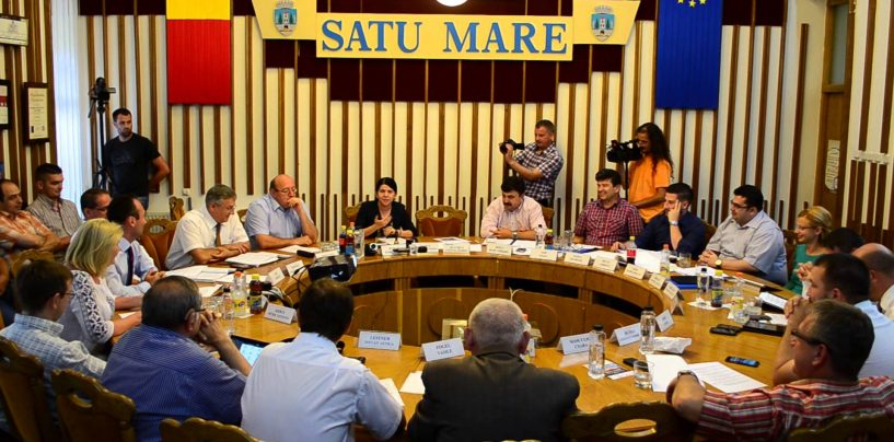 Autorizarea punctelor de lucru ale agentilor economici, pe gratis, la Satu Mare