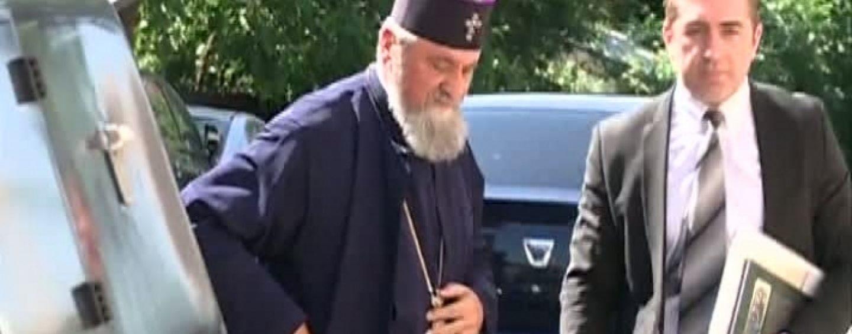 Mitropolitul Ardealului, Laurentiu Streza, audiat intr-un dosar al lui Gigi Becali. Ar fi implicati si calugarii de la muntele Athos