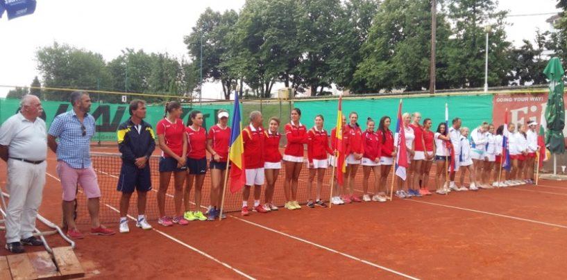 Naționala României U18 ratează calificarea în fazele finale Fed Cup Junior