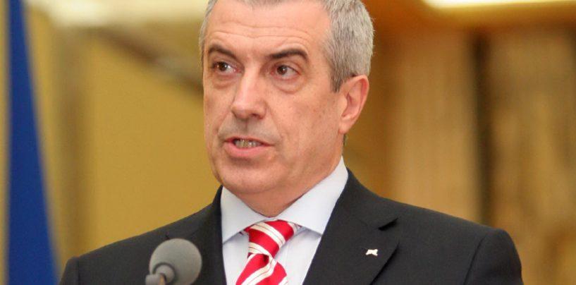 Tăriceanu spune tot: Klaus Iohannis a propus, la Cotroceni, un guvern PSD-PNL