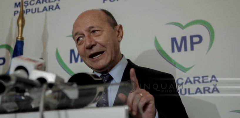 Lovitura de teatru! UNPR a fuzionat cu PMP. Basescu: Care e problema? Oprea nu mai e, Mihailescu a demisionat