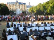 Festivalul Fanfarelor, sub organizarea Consiliului Județean Satu Mare