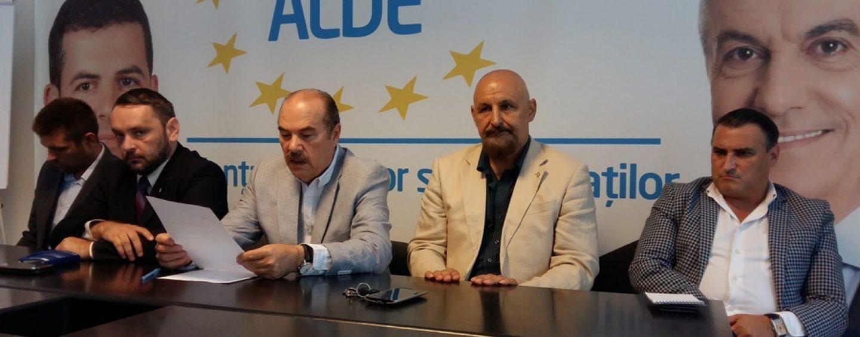 Deputatul Mihăiță Calimente preia ALDE Arad