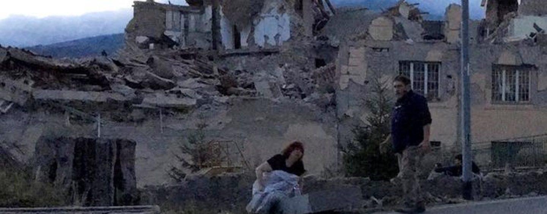 MAE: 5 români au murit în cutremurul devastator din Italia. 11 sunt dați dispăruți