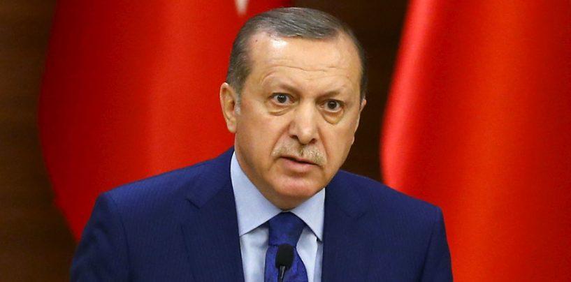 Ultima mutare de sah a lui Erdogan