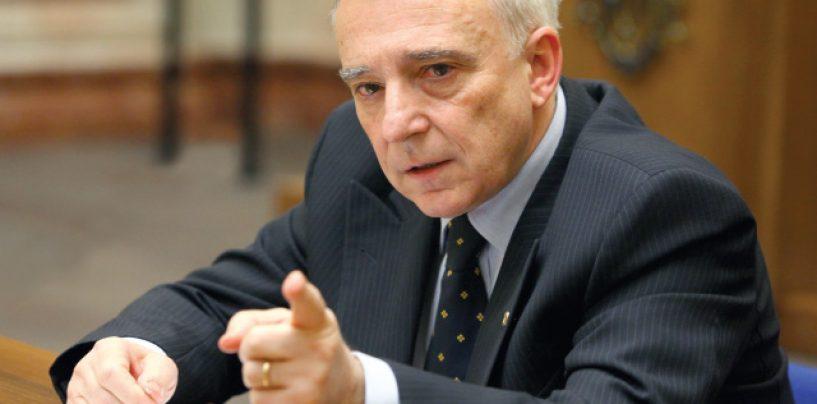 Iată secretul lui Polichinelle: Mugur Isărescu are un salariu de peste 13.000 de euro/lună