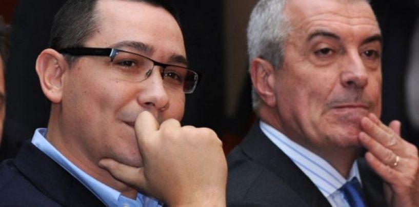 Victor Ponta l-a dat în gât pe Tăriceanu, la procurorii DNA, fără să vrea