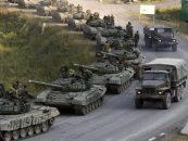 Tancurile rusești au invadat Republica Moldova. Putin a trecut linia roșie a Prutului