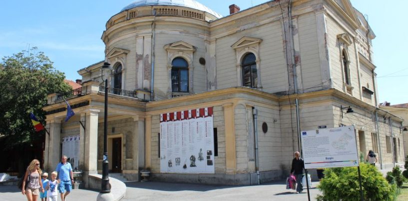 Schimbarea la față a Teatrului de Nord-Vest din municipiul Satu Mare