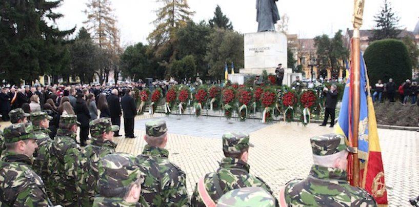 Ziua Națională a României, sărbătorită cu ample spectacole la Satu Mare