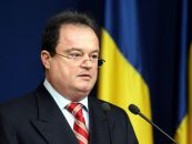 Vasile Blaga, audiat de procurorii DNA în dosarul deschis șefului Poliției Bihor