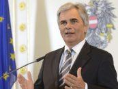 Cancelarul Austriei: Multinaționalele plătesc taxe mai mici decât un stand de cremvuști