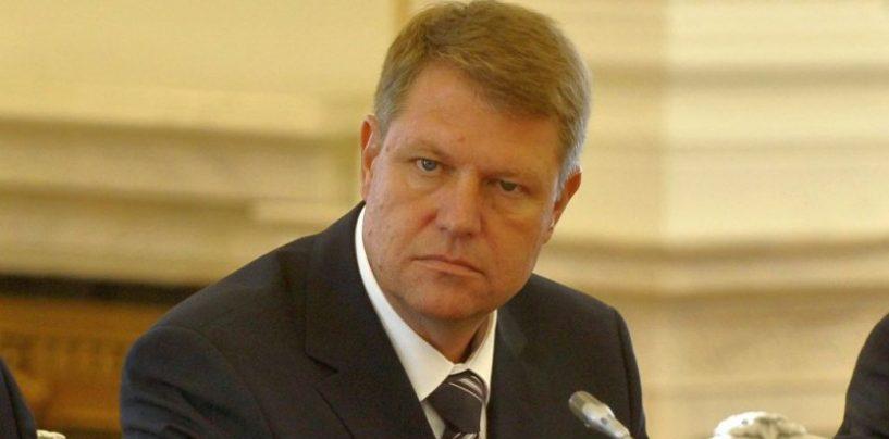 Klaus Iohannis: Singura ieșire a lui Gabriel Oprea este demisia din Senat