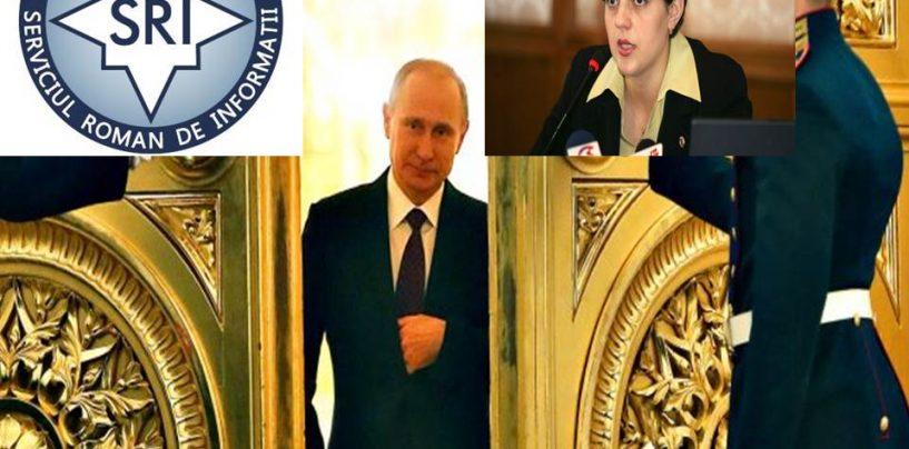 DEZVALUIRE BOMBA. Legatura dintre firma de PR a lui Vladimir Putin și cea a SRI-ului și a lui Kovesi