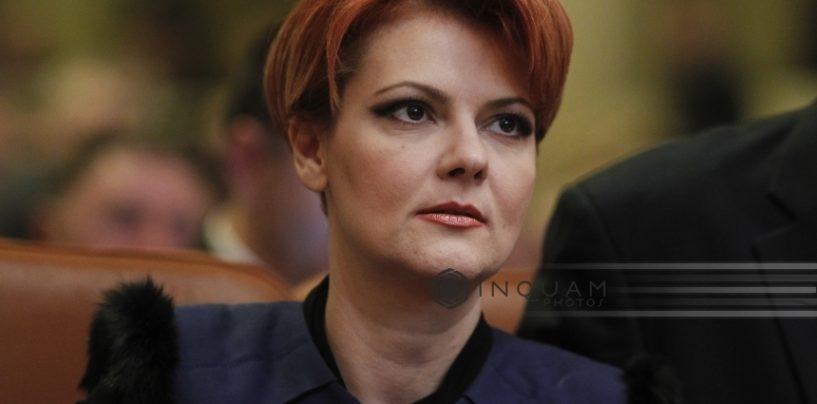 Instanța anulează mare parte din probele procurorilor  DNA împotriva Olguței Vasilescu