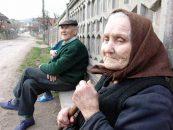 Populația României îmbătrânește pe zi ce trece. 9 pensionari la 10 angajați