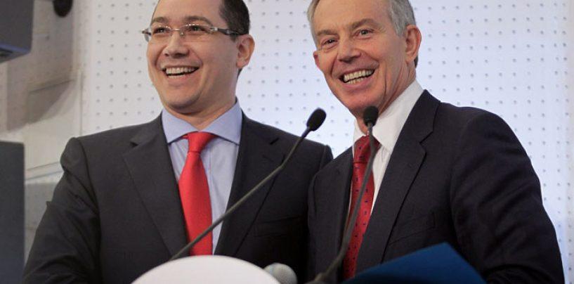 Victor Ponta, sub control judiciar. Tony Blair, plătit cu banii unui candidat la parlamentare