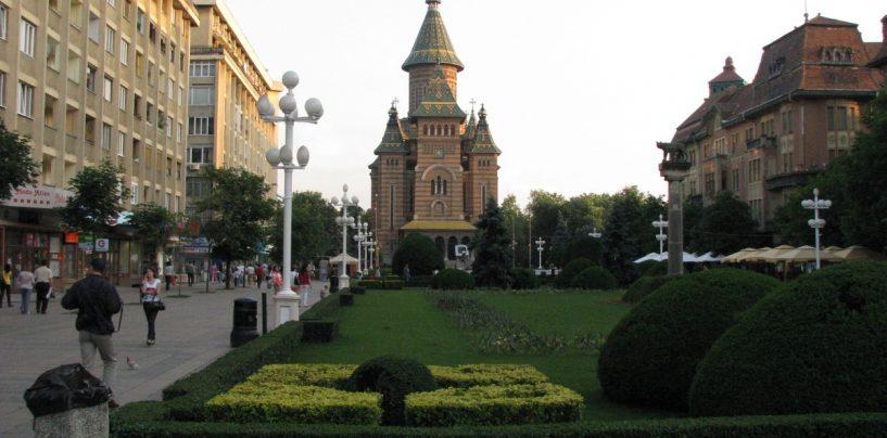 Orașul Timișoara a fost desemnat Capitală Culturală Europeană în 2021