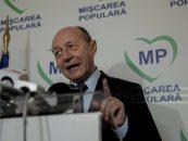 Traian Băsescu anunță o posibilă candidatură la parlamentare