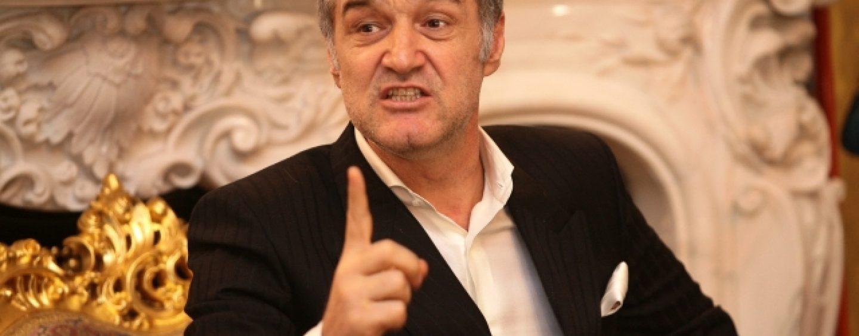 Gigi Becali către un lider PMP: Dacă te mai iei de Laura  Kovesi, îți iau casa