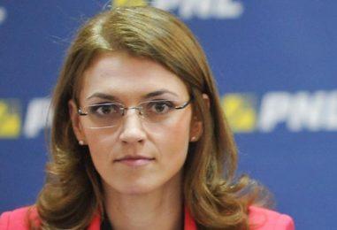 Alina Gorghiu, audiată de judecători în dosarul Turceni-Rovinari