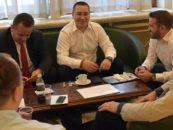 Bogdan Diaconu: Victor Ponta e instabil. Doar ne folosim de el. Update: Liderul PRU acuză un fals grosolan