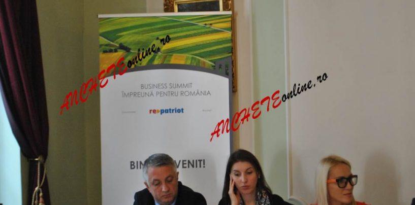 Repatriot, o șansă pentru antreprenorii din diaspora. Summitul oameni de afaceri români de afară și din țară