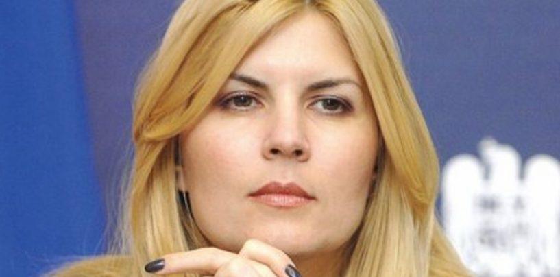 Elena Udrea va candida ca independent la alegerile parlamentare