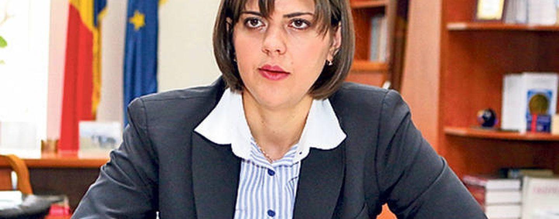 Laura Kovesi: Campaniile de hărțuire a DNA sunt plătite cu bani mulți