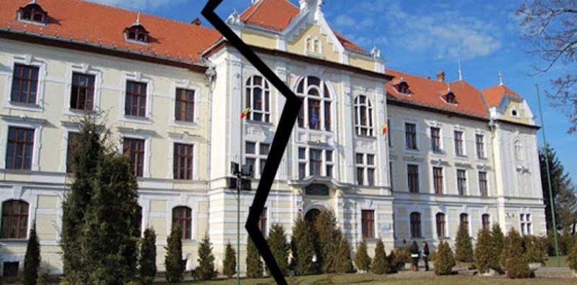 DNA face rețineri în dosarul Liceului Unirea din Târgu Mureș. Pe când și Laszlo Borbely?