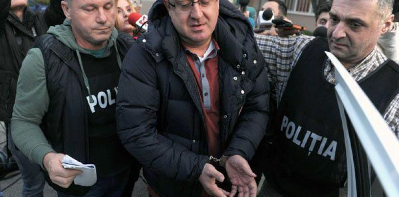 După reținere, urmează arest preventiv. Sorin Blejnar, săltat direct de pe stradă