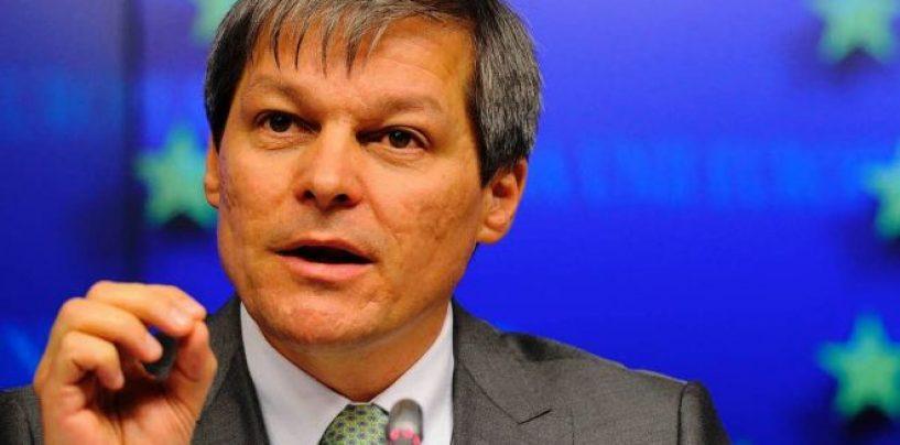 La capitolul privilegii! Dacian Cioloș primește și salariu de premier la București și indemnizație de la Bruxelles