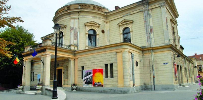 Lucrări de reabilitare a Teatrului de Nord din municipiul Satu Mare