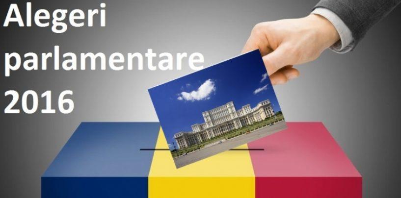 Rezultate finale la parlamentare: PSD – 221 mandate, PNL – 99, ALDE – 29, UDMR -30, USR -43, PMP -26