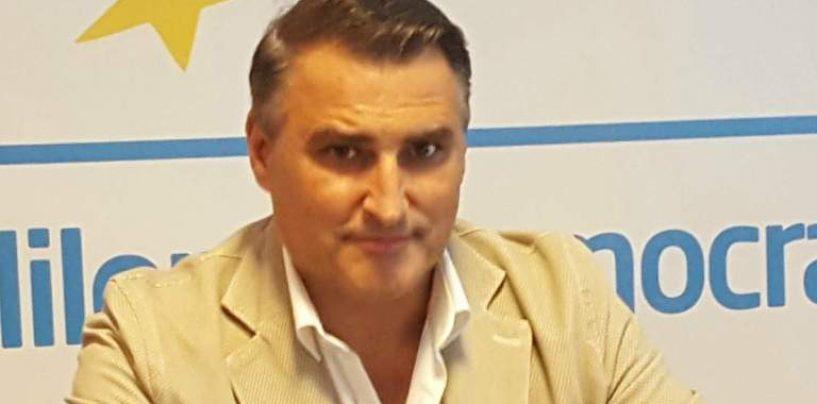 Florin Galiș (ALDE), apel către electoratul arădean nehotărât