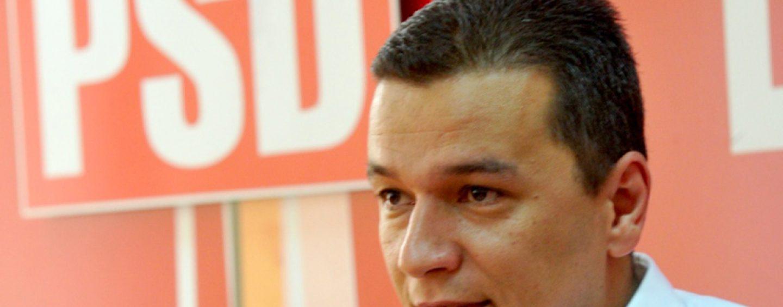 Sorin Grindeanu, noua propunere de premier din partea alianței PSD-ALDE