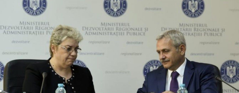 Liviu Dragnea: Sevil Shhaideh a primit amenințări cu moartea. A renunțat la candidatura de premier