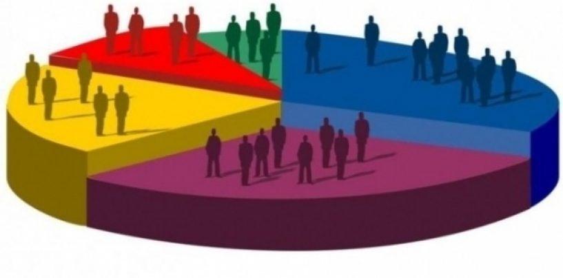 Care sunt rezultatele exit poll-ului până la ora 14,30. Surprize uriașe