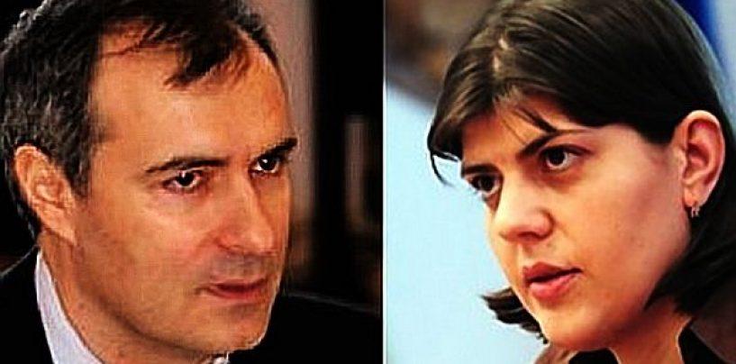 Laura Kovesi si Florian Coldea vor fi audiati la Parchetul General in dosarul dezvaluirilor lui Ghita