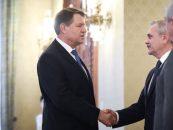 Din ironiile lui Iohannis: Vă rog, domnule Dragnea, să-i învătați și pe miniștrii programul de guvernare