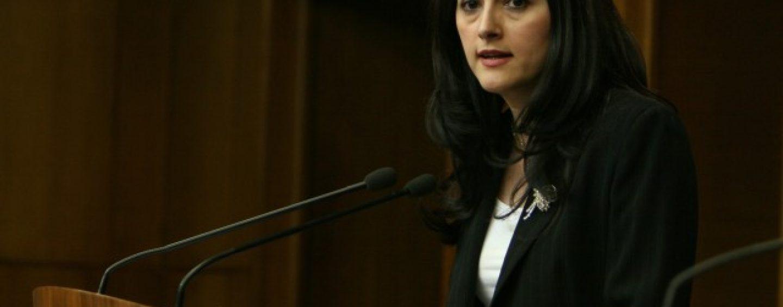 Alina Bica a fost condamnată la 3 ani de pușcărie pentru favorizarea făptuitorului