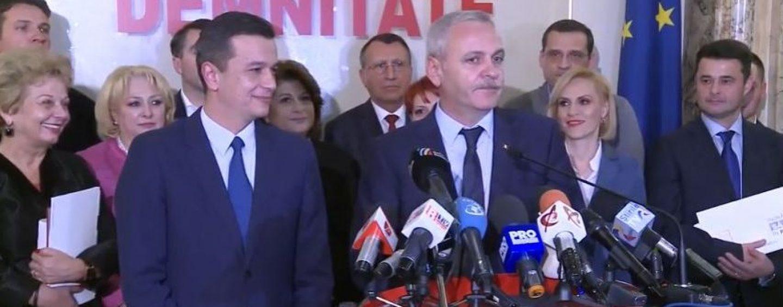 """Lista Guvernului Sorin Grindeanu. Savil Shaiddeh, premierul """"de facto"""""""