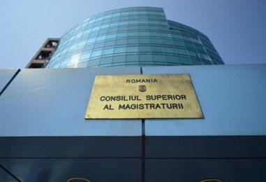 Solidaritate de castă. CSM nu este de acord cu o lege a răspunderii magistraților
