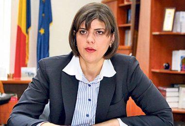 Răspunsul Laurei Kovesi la scandalul Ghiță: Nu vreau să intru în dialog cu un inculpat trimis în judecată