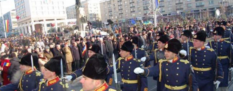 De ziua Unirii! Consilier prezidențial, huiduit de mulțime la Iași
