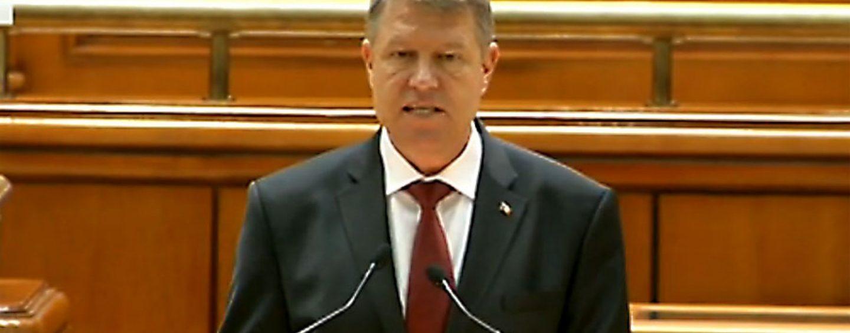 Klaus Iohannis cere demisia Guvernului PSD: Retragerea Ordonanței e prea puțin, alegeri anticipate, prea mult