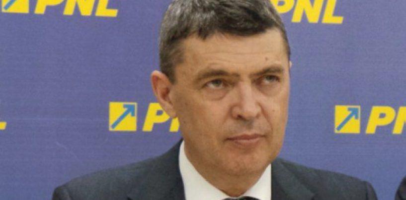 Baronul PNL de Ilfov, cercetat penal de procurorii DNA pentru șantaj