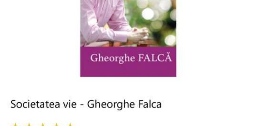 Cartea lui Falcă nu se vinde nici cu reduceri de 70%