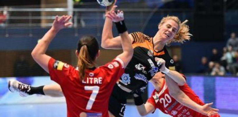 CSM București s-a calificat în sferturile Ligii Campionilor